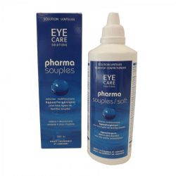 Eye Care pharma solution lentilles souples 360ml