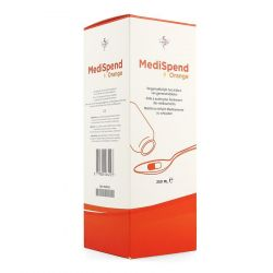Fagron Medispend orange 250ml