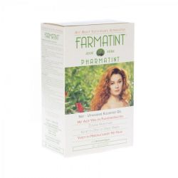 Farmatint 4N kastanje Lotion 120ml