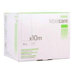 Febelcare Med5 bande adhésive en non-tissé 10cmx10m 1 pièces