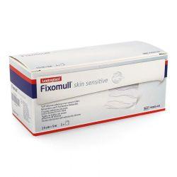 Fixomull Skin Sensitive 15cmx5m 1 stuks