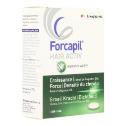Forcapil Hair Activ Tabletten 30 stuks