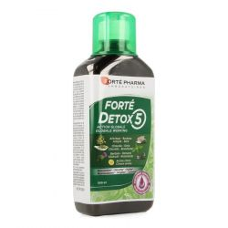 Forté Pharma Forté Detox 5 Solution orale 500ml