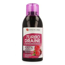 Forté Pharma Turbodraine Framboos Drinkbare oplossing 500ml