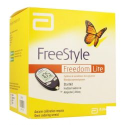 Freestyle Freedom lite kit 1 stuks