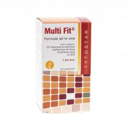 Fytostar Multi Fit  Tabletten 60 stuks