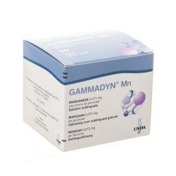 Gammadyn Mn  Ampullen 30x2ml