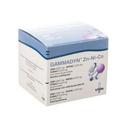 Gammadyn Zn-Ni-Co Ampullen 30x2ml