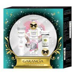 Garancia Weihnachtskoffer Bal Masqué Maske 1 Stück