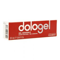 Gilbert Dologel baume gingival Baume 25ml