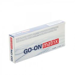 Go-on matrix 20mg/ml Inyección 1 unidades