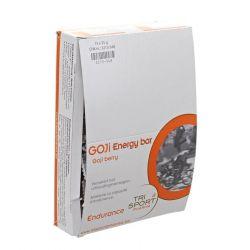 Goji Energy barres TriSport Barre 15x35g