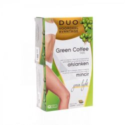 Green light coffee duo -5 eur Tabletten 2x60 stuks