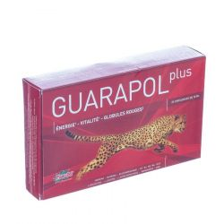 Guarapol plus  Solution orale 20x10ml