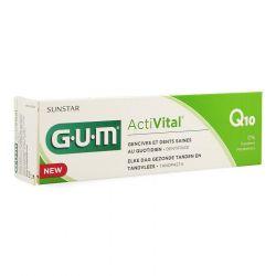 Gum Activital dentifrice gel Dentifrice 75ml