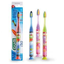 Gum Light Up junior brosse à dents 7/9 ans 1 pièces