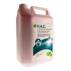 H.A.C solution antiseptique Solution 5l