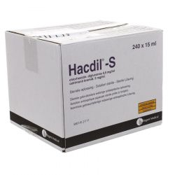 Hacdil-S unidose Flapulles 240x15ml