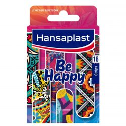 Hansaplast Be Happy apósitos 16 unidades