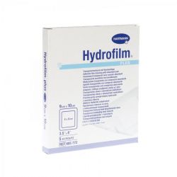 Hartmann Hydrofilm plus Transparentverband 9cm x 10cm 5 Stück