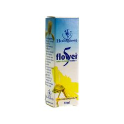 Healing Herbs 5 flower remedy Gouttes 10ml