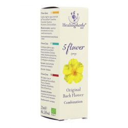 Healing Herbs 5 Flower Spray 25ml