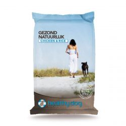 Healthy Dog Chicken & rice Droge brokjes 15kg