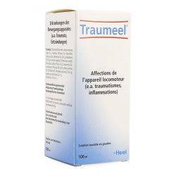 Heel Traumeel Gouttes 100ml