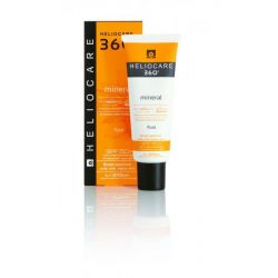 Heliocare 360° mineral SPF50+ Fluide 50ml