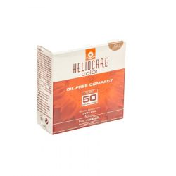 Heliocare Advanced compacto oil-free SPF 50 light Polvo 10g