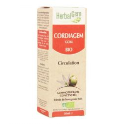 Herbalgem cordiagem complexe circulation Gouttes 50ml