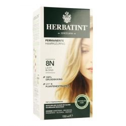 Herbatint Licht blond 8N Gel 150ml