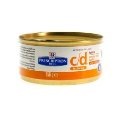 Hills Prescription C/D kat Blikvoeding 156g