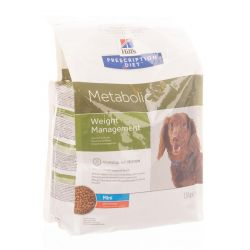 Hills prescription diet metabolic mini chien Sachet 1,5kg