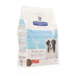 Hills prescription hond Derm Defence Skin Care Droge brokjes 5kg