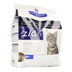 Hills prescription z/d chat  Sachet 2kg