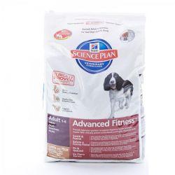 Hills Science hond adult lam & rijst Zakje 12kg