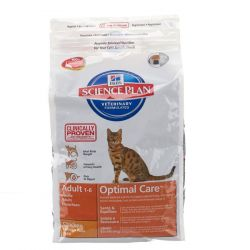 Hills Science Kat adult Optimal Care kip Zakje 2kg