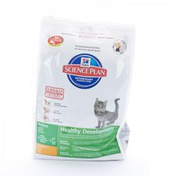 Hills science plan chat poulet Croquettes sèches 5kg