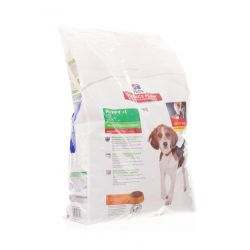 Hills science plan healthy development poulet puppy Sachet 12kg