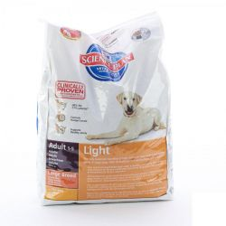 Hills Science Plan light adulte canine  Croquettes sèches 12kg