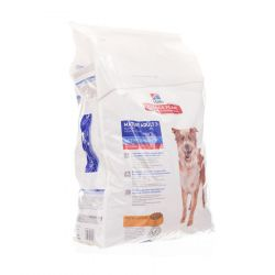 Hills science plan mature chien adulte 7+ Sachet 12kg