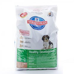 Hills Science puppy agneau & riz Sachet 12kg