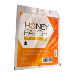 Honey patch Dry tulle 10cmx10cm 1 pièces
