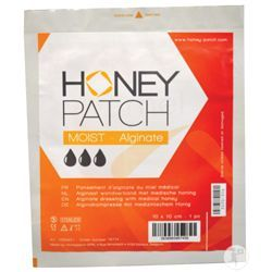 Honeypatch moist pansement sterile 10cmx10cm 1 pièces