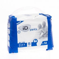 ID pants plus small 14 pièces