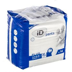 iD Pants Plus XL 14 stuks