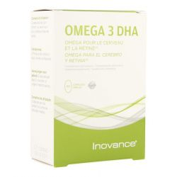 Inovance Omega 3 DHA Capsules 60 pièces
