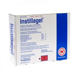 Instillagel Mélisana 10x11 ml Gel 10x11ml
