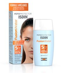 Isdin Fotoprotector Fusion Water SPF50 Crema 50ml